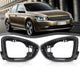 Car Mirror Housing Frame Trim For Passat b7 CC Jetta MK6 Beetle EOS Scirocco 3C8 857 601 A C8857601A left