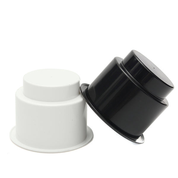 Plastic Cup Drink Can Beverage Water Bottle Holder Recessed Mount for Marine Boat RV Car Black
