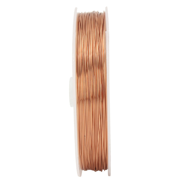 Spool Copper Wire 0.5mmx90m Enameled Copper Coil Magnet Wire