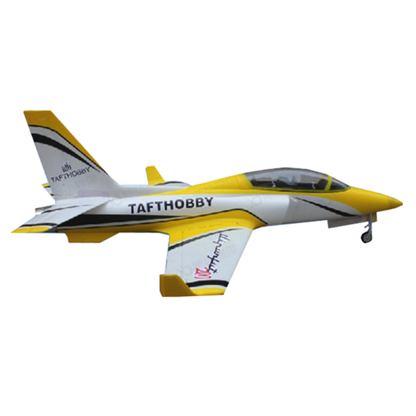 Taft Hobby Viper 1450mm Wingspan 90mm Ducted Fan EDF Jet RC Airplane Aircraft KIT Red