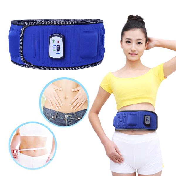X5 Times Vibration Slimming Massage Rejection Fat Weight Loss Belt