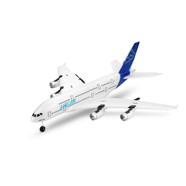 A120-A380 Airbus 510mm Wingspan 2.4GHz 3CH RC Drone Airplane Fixed Wing RTF With Mode 2 Remote Controller Scale Aeromodelling