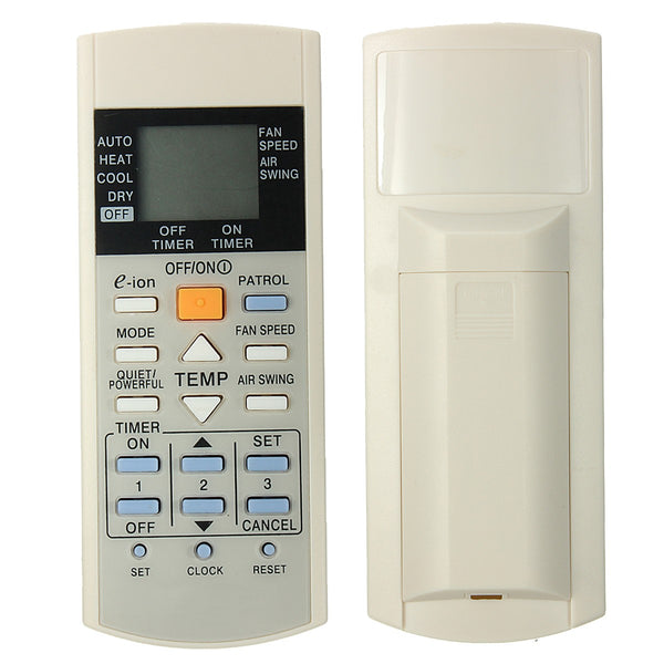 Remote Control For Panasonic Air Conditioner A75C2913 CS-E21EKU CS-E9EKU CU-E12E