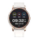 Bakeey M324 Real-time Heart Rate Blood Pressure Monitor Multi-sport Modes Weather Push Music Brightness Control Smart Watch