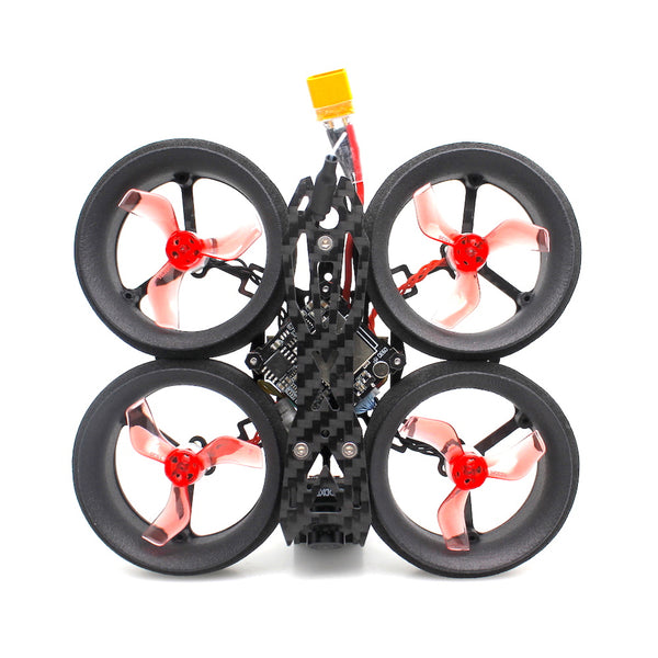 HBFPV DX40 40mm EVA Ducted 2-3S HD FPV Racing Drone Caddx Baby Turtle F4 OSD 12A 0803 Motor