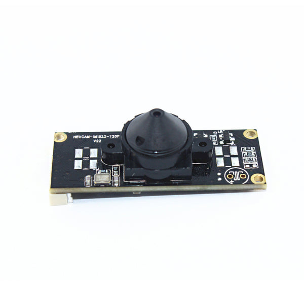56° 1 Million Pixels Camera OV9712 Micro USB 1 Megapixel Camera Module with LED Light