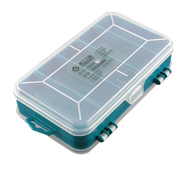 Double Side Screws Tool Gadgets Storage Box Case