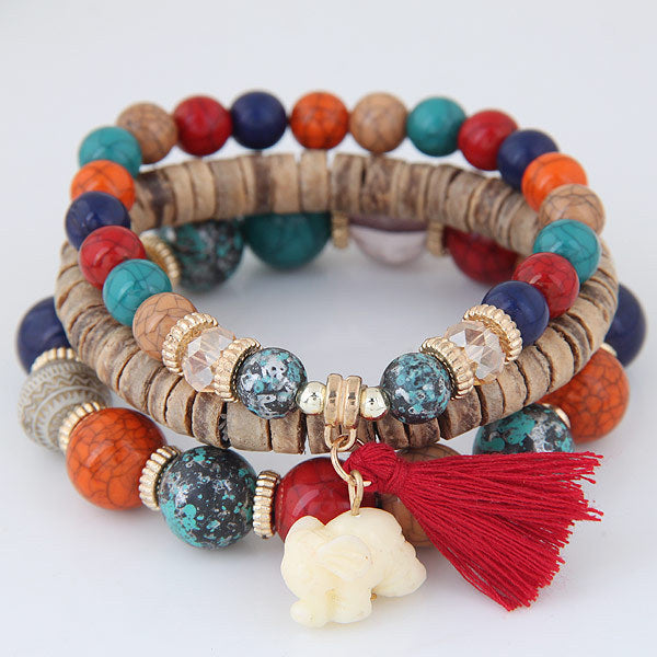 Bohemian Multilayer Bracelet 08