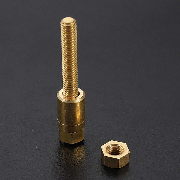 Nut Off Bolt Screw Close Up Magic Trick Micro Psychic Rotating