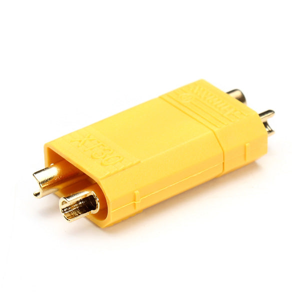 1Pair XT30 2mm Golden Male Female Non-slip Plug Interface Connector