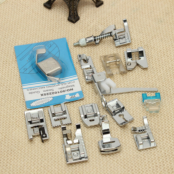 14pcs Magnetic Presser Feet Set for Sewing Machine