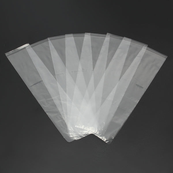 500Pcs Dental Disposable Cover Plastic Sleeves Protective Film for Digital X-Ray Sensor