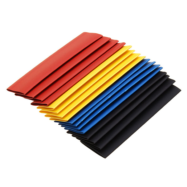 328Pcs 8 Sizes Multicolor Heat Shrink Tube Tubing Sleeve Wrap Wire Electrical Polyolefin Cable
