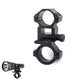 Weltool Adjustable Flashlight Holder Torch Light Mount Clamp Clip Flashlight Accessories For Weltool PM2/PM3/PM23 3