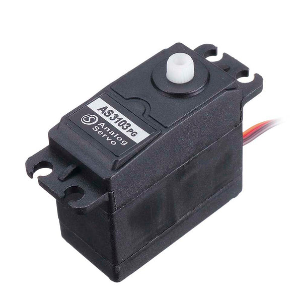 DSSERVO AS3103PG 5.5KG 180/360 Analog Servo For RC Robot RC Car