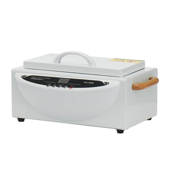 500W 110/220V Spa Sterilizer Beauty Manicure Nail Tool Cabinet Disinfection Box 110V US Plug