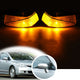 Right Rearview Mirror Side Turn Car Lights Amber LED For Honda Civic 2006-2011 right