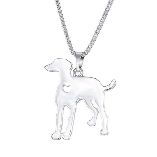 Puppy Dog Cute Lovely Animal Charm Friends Necklace Chain Jewelry 5