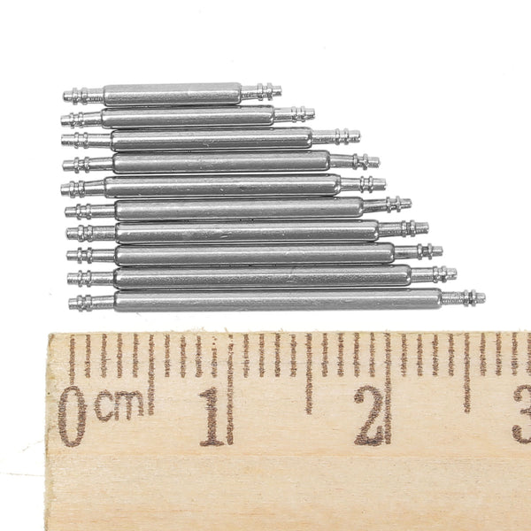12-24mm Stainless Steel Watch Strap Link Pins Accessories Watch Repair Kit  12mm