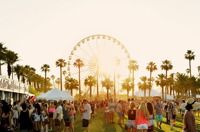 Here's How To Get These Celebrity Coachella Looks