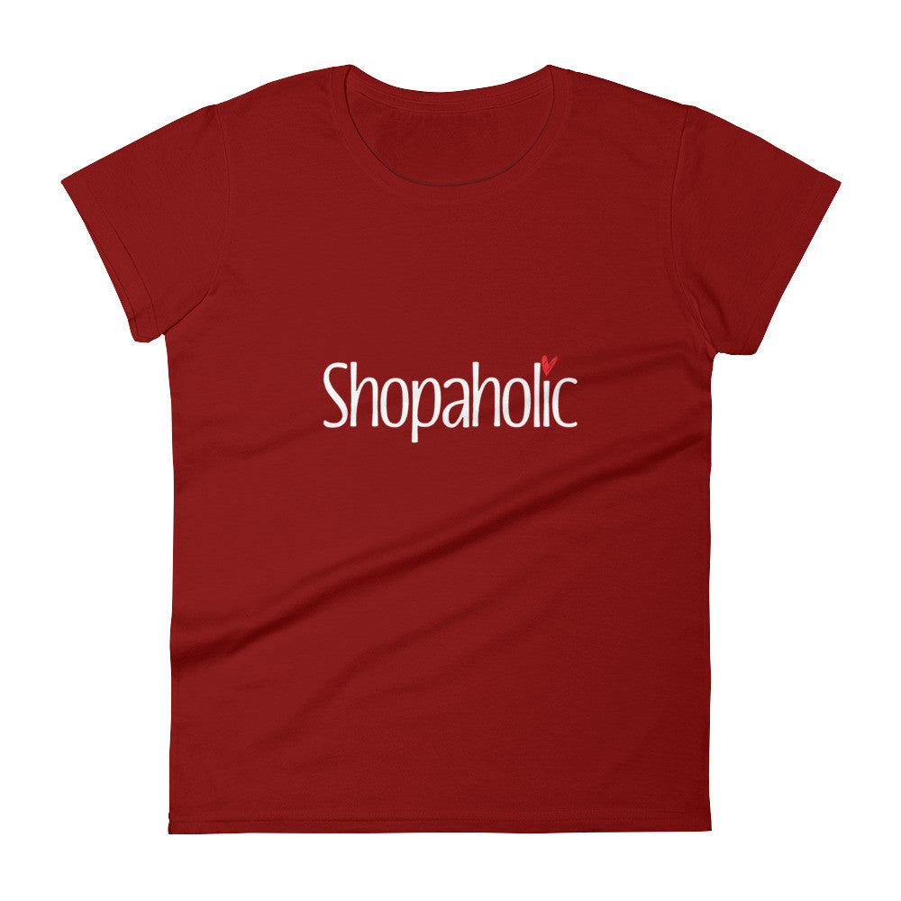 Shopaholic | Women's short sleeve t-shirt