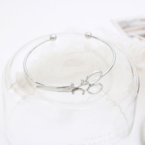Scissor Bracelet For Women