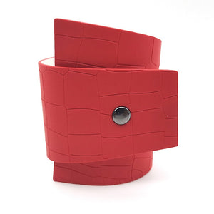 Soft Crack Leather Bracelets For Women
