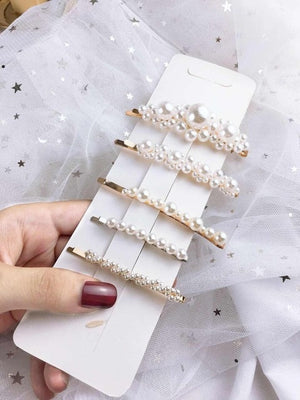 Stylish Fashion Hair Clips | Hairpin Accessory Sets