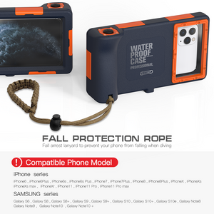 Professional Diving Phone Case