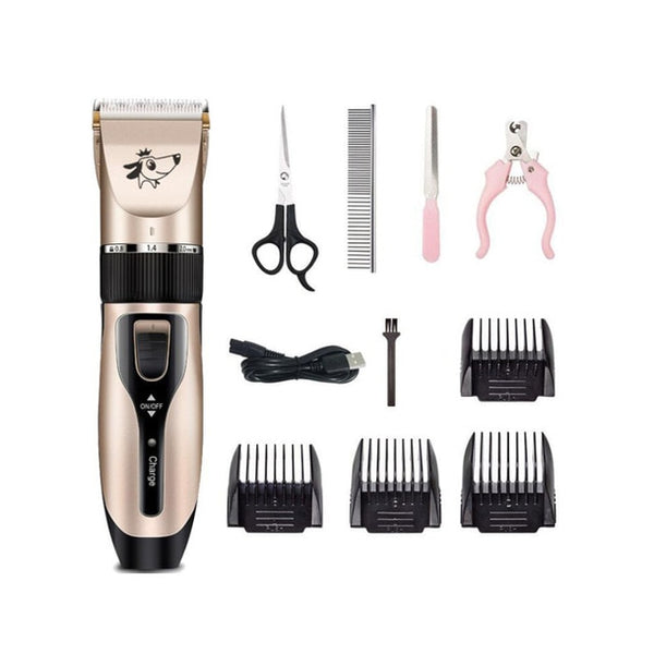 Rechargeable Professional Dog Grooming kit