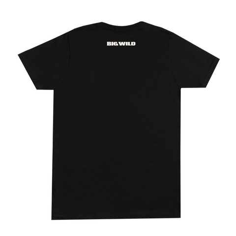 Big Wild Icon T-Shirt (Black)
