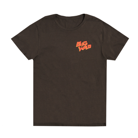 2018 Winter Tour T-Shirt (Brown)