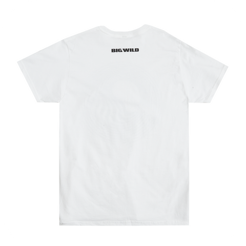 Big Wild Icon T-Shirt (White)