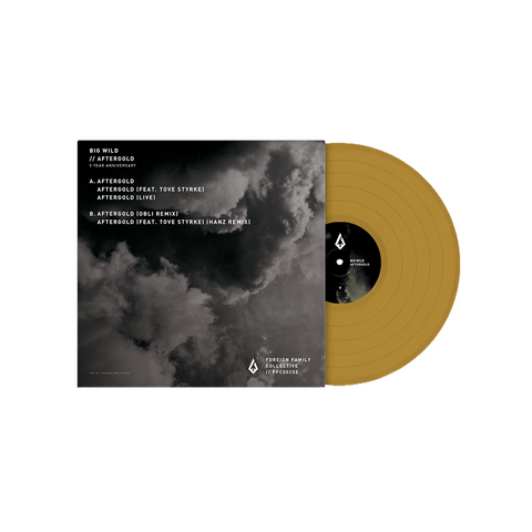 Big Wild - Aftergold (5 Year Anniversary) Special Edition Gold Vinyl + Digital Album