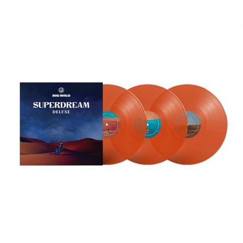 Superdream Deluxe Vinyl + MP3 Digital Download