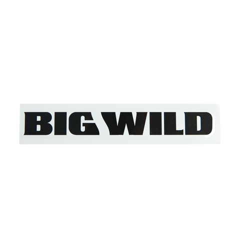 Big Wild Sticker Pack