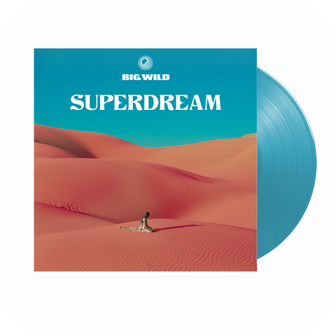 Superdream LP + Digital Album
