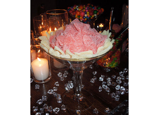 Candy Table Centerpieces