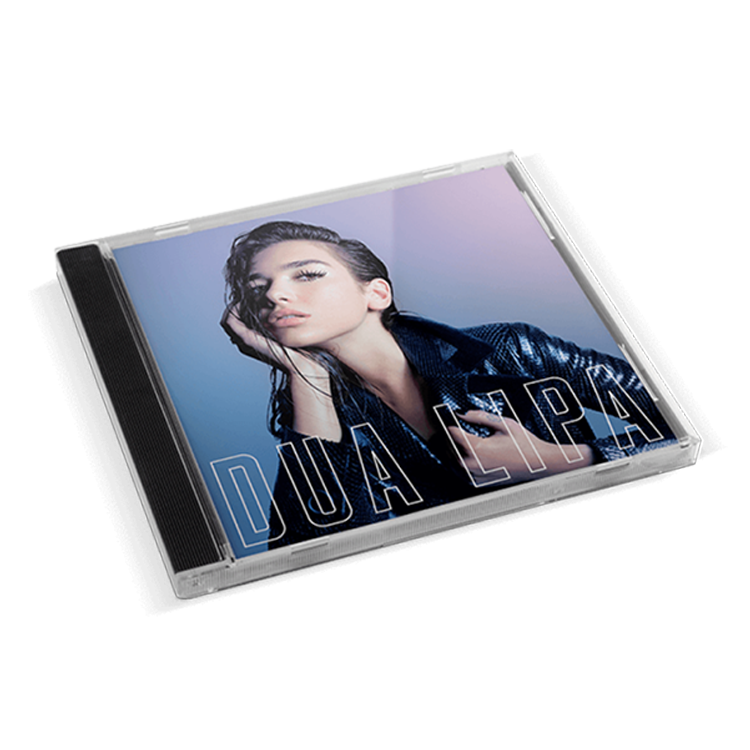 Dua Lipa Standard CD Jewelcase