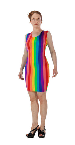Rainbow Dress - Oh dear! - Tasty Tiger - 3