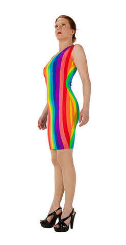 Rainbow Dress - Oh dear! - Tasty Tiger - 1
