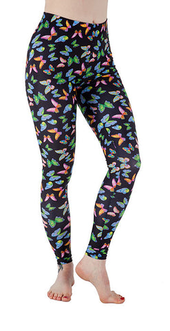 Chrysalis Emergence Leggings - Tasty Tiger - 1