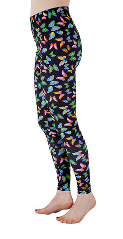 Chrysalis Emergence Leggings - Tasty Tiger - 3