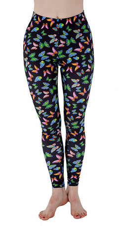Chrysalis Emergence Leggings - Tasty Tiger - 4