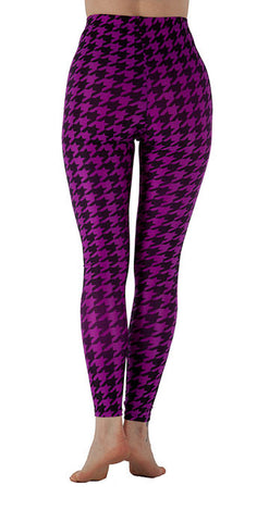 Classic - Twisted: Purple Houndstooth - Tasty Tiger - 2