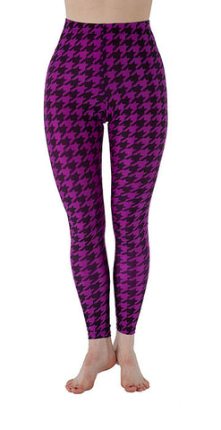 Classic - Twisted: Purple Houndstooth - Tasty Tiger - 3