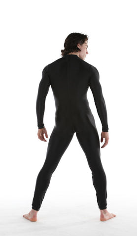 Men's Spandex Catsuit - Tasty Tiger - 2