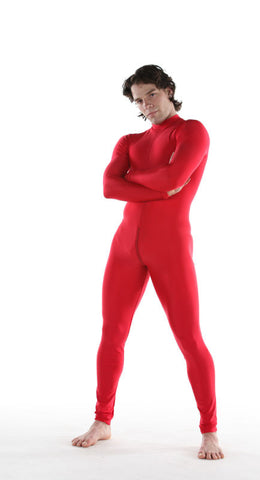 Men's Spandex Catsuit - Tasty Tiger - 3