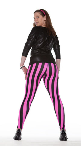 """The Rockstar"" Leggings - Tasty Tiger - 3"