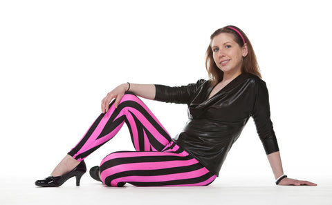 """The Rockstar"" Leggings - Tasty Tiger - 5"